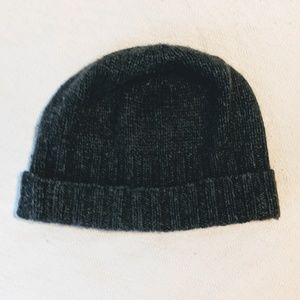 J. Crew Accessories - Sleek Heathered Gray J CREW Beanie